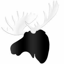 Wildlife Modern Moose   by Adam Schwoeppe Wall Art