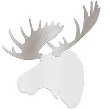 Wildlife Regal Moose  by Adam Schwoeppe Wall Art