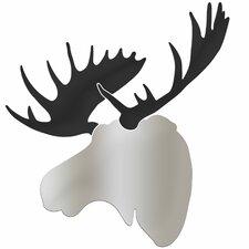 Wildlife Enforcer Moose  by Ansel Adams Wall Art