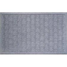 Weather Beater Geometric Doormat