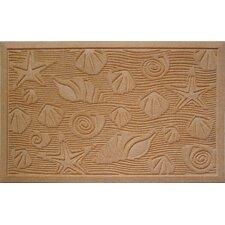 Weather Beater Seashells Doormat