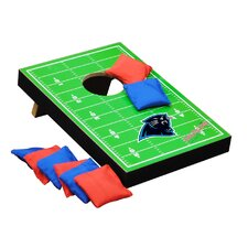 NFL Table Top Bean Bag Toss Football Field