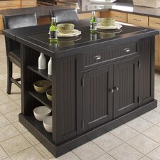 Nantucket Kitchen Island Set