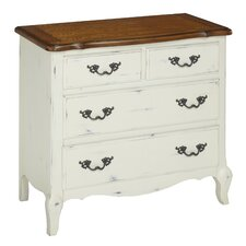 French Countryside 4 Drawer Chest