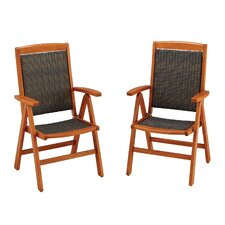 Bali Hai Dining Arm Chair (Set of 2)