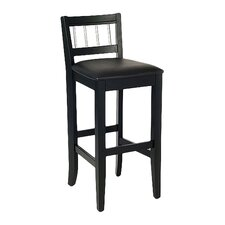 "Manhattan 30"" Bar Stool with Cushion"