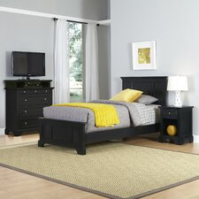 Bedford Panel 3 Piece Bedroom Set