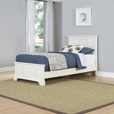 Naples Twin Panel Bed