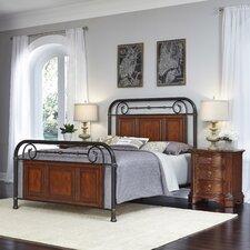 Richmond Hill Panel 3 Piece Bedroom Set