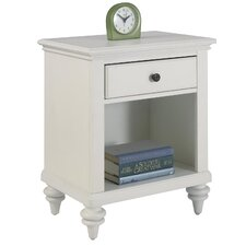 Bermuda 1 Drawer Nightstand