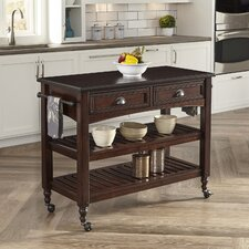 Country Comfort Kitchen Cart