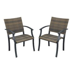 Newport Dining Arm Chairs (Set of 2)