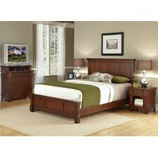Aspen Panel 3 Piece Bedroom Set