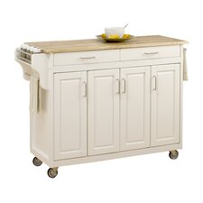 Create-a-Cart Kitchen Island