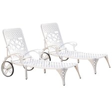 Biscayne Chaise Lounge (Set of 2)