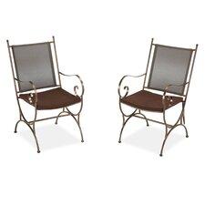 Sundance Dining Arm Chair with Cushion (Set of 2)