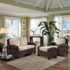 Cabana Banana II 3 Piece Living Room Set