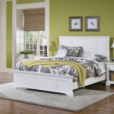 Naples King Panel Bed