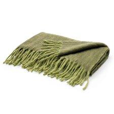 Hunter Wool Throw Blanket