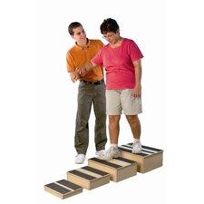 Nested Footstool Set
