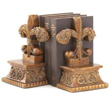 Provincial Book Ends (Set of 2)