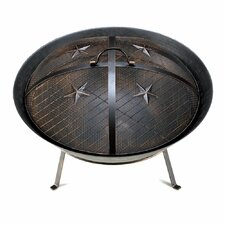 Star Spangled Fire Pit