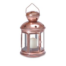 Colonial Metal Candle Lantern
