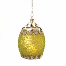 Filigree Glass Lantern