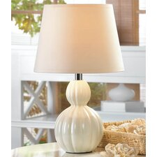 "Charlotte 13.25"" H Table Lamp with Empire Shade"
