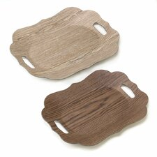 Decorative Serving Tray (Set of 2)