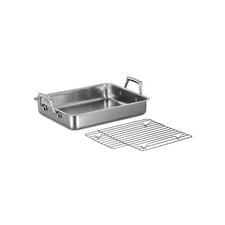 """Gourmet Prima 13.5"""" Roasting Pan"""