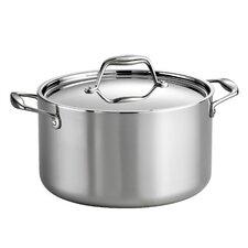 Gourmet 6 Qt. Stock Pot with Lid