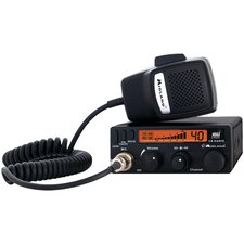 Full Featured CB Radio with Weather Scan Technology