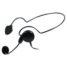 Behind-The-Head Headset with Microphone (Set of 2)