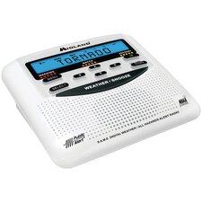 All-Hazard Weather Alert Radio