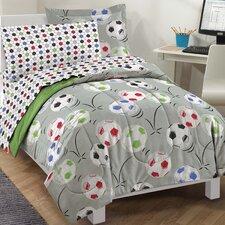 Soccer Bed Set