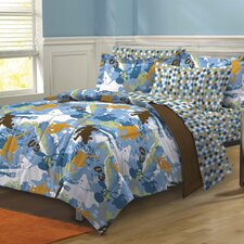 Extreme Sports Bed Set