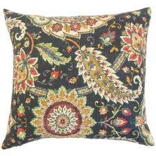 Harum Floral Throw Pillow