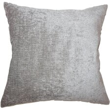 Disoto Velvet Throw Pillow