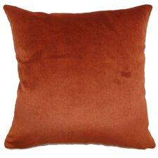 Juno Plain Velvet Throw Pillow