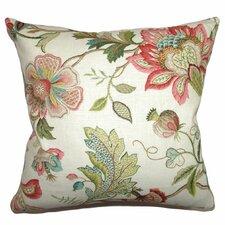 Adele Crewels Throw Pillow