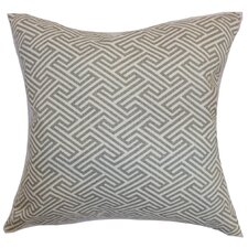 Graz Cotton Throw Pillow