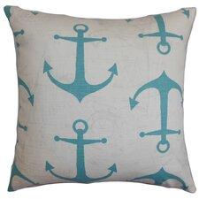Enye Cotton Throw Pillow
