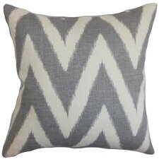 Bakana Cotton Throw Pillow
