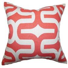 Jaslene Cotton Throw Pillow