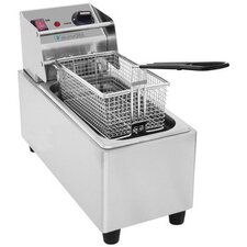 "12"" 8 Liter Electric Deep Fryer"