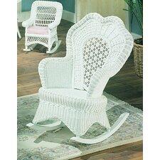 Serpentine Rocking Chair