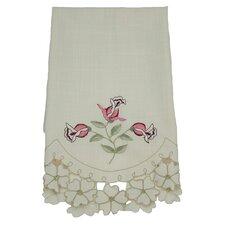 Rose Garden Tea Towel