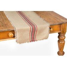 Stripe Linen Table Runner