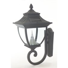 Pagoda 8 Light Wall Lantern